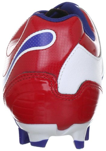 Puma PWR 3-12 FG, Football mixte adulte Blanc - White-Ribbon R