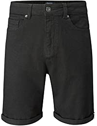 Charles Wilson Men's Comfort Stretch Denim Shorts