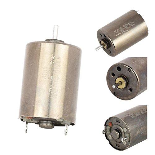 MagiDeal 220V Doppellager Innenrotor DC Motor Hoch Spannungs Dynamo Generator -