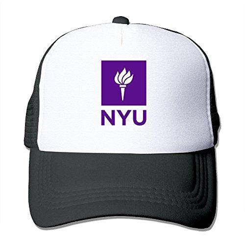 Fitty area New York University NYU Geek Cap Hat One Size RoyalBlue - New Hat York University