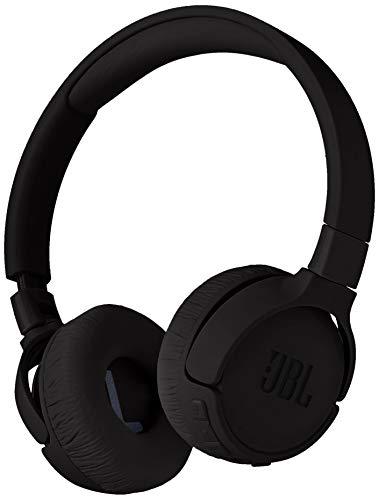 JBL Tune 600Wireless On-Ear Active Kopfhörer-Schwarz - Kopfhörer-sound-cancelling Jbl