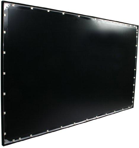 Bargain Elite Screens ezFrame – projection screens (Black, White) Review
