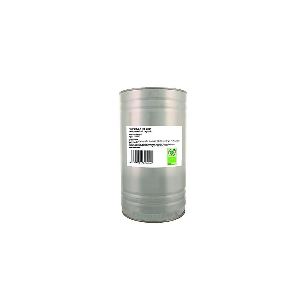 Bio Hanfl 5 Liter Eur 4499lt