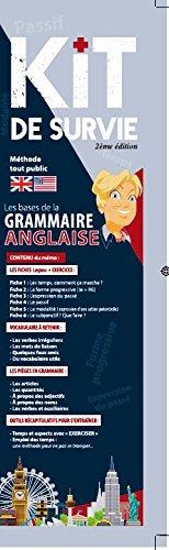 Kit de survie de grammaire anglaise