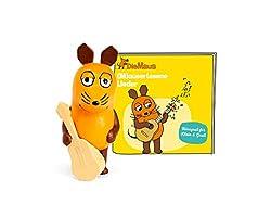 tonies Hörfigur Die Maus für die Toniebox: (M)auserlesene Lieder