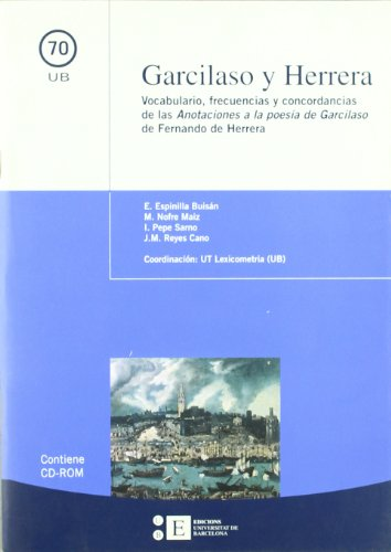 Garcilaso Y Herrera Vocabulari