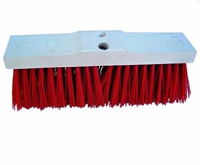 EiFi Straßenbesen Elaston super, Rot, 40 cm