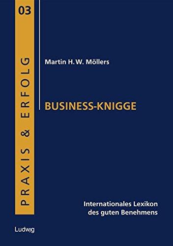 Business-Knigge. Internationales Lexikon des guten Benehmens