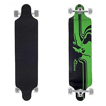 SAMAX Longboard 105 x 25 cm...