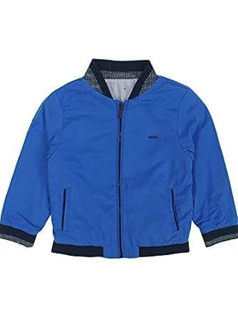 Blue 6444 Mayoral Stretchy Jacket for Boys