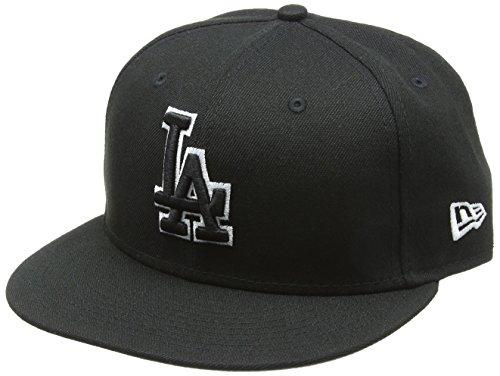 New Era Herren League Basic FIT2 LOSDOD BLK Cap, Black, 7 12-59,6cm (L) Basic Fitted Cap