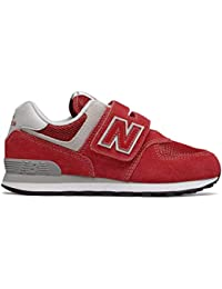 huge selection of 1d09f eb4f9 NEW BALANCE 574 Velcro -YV574RD-