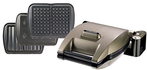 Lagrange 019622 - Piastra per waffle