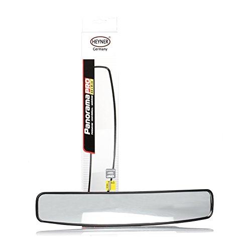 Preisvergleich Produktbild HEYNER® 514100 Premium Panoramaspiegel 430 x 80 mm