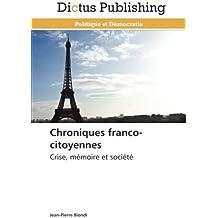 Chroniques franco-citoyennes