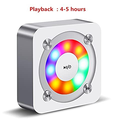 plastic mini wireless Bluetooth Speaker Portable Stereo smart wireless bluetooth With hands-free MIC / for all phones ,