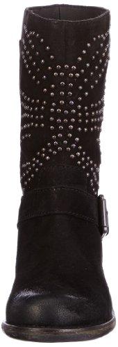 SPM Altamira KA11942152-B-002 Damen Biker Boots Schwarz (Black)