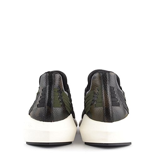 Ash Chaussures Quartz Army Baskets Femme Army/Noir