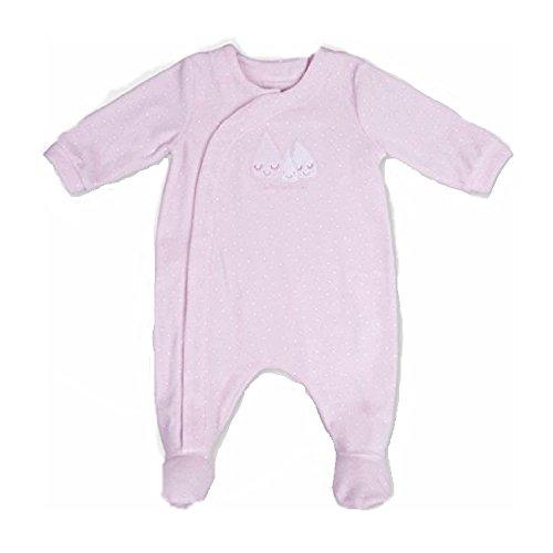 TUTTO PICCOLO Baby Mädchen (0-24 Monate) Sweatanzug rosa blassrosa Gr. 9 Monate, blassrosa Tutto Piccolo