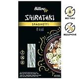 BITTERS Shirataki PASTA - spaghetti, 20 x 390 grammi, shirataki konjac, senza glutine, 20 pack