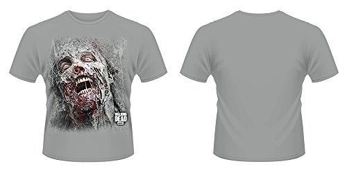 WALKING DEAD, THE JUMBO WALKER FACE TS MEDIUM