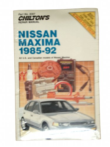 chiltons-nissan-maxima-1985-92-all-us-and-canadian-models-of-nissan-maxima