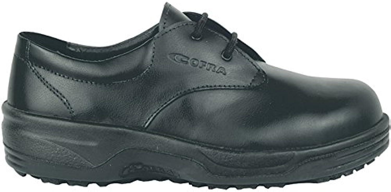 Cofra Tracy S2 Schwarz SRC Sicherheitsschuhe Größe 40 Schwarz S2 0d2e76
