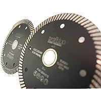 2pezzi disco diamantato 115mm piastrelle gres porcellanato granito Disco diamantato extra sottile 1,0mm Per Taglio preciso