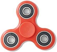 Hand Spinner OuDu Fidget Hand Spinner - Ultra Rapide - Rodamientos de Acero Inoxidable de Alta Velocidad Ultra Duraderos 1-3 Minutos Juguete Perfecto para ADD, ADHD Alivia el Estrés, Aumento de Focus, el Autismo y la Ansiedad y Relax para Niños y Adu
