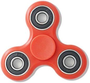Hand Spinner OuDu Fidget Hand Spinner - Ultra Rapide - Rodamientos de Acero Inoxidable de Alta Velocidad Ultra Duraderos 1-3 Minutos Juguete Perfecto para ADD, ADHD Alivia el Estrés, Aumento de Focus, el Autismo y la Ansiedad y Relax para Niños y Adultos