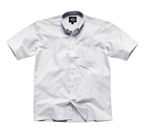 Dickies SH64250 WH 16+ Herrenhemd