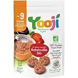 YOOJI - Ratatouille Bio Yooji - 24 x 20 g - Surgelé