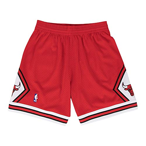 Mitchell & Ness Chicago Bulls 1997-1998 Swingman NBA Shorts ROT, XL