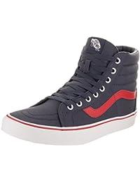 10ac2872b9 Vans Unisex Sk8-Mid Reissue (Pop) Skate Shoe