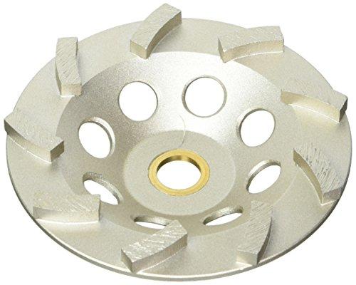 MK Diamond 158730 MK - 504CG - 1 Arbor Supreme Grade Turbo Cup Wheel, 5