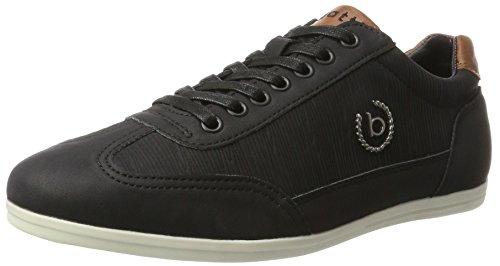 bugatti-herren-322286015000-sneaker-schwarz-schwarz-42-eu