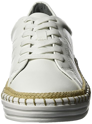 La Strada Damen 962422 Sneakers Weiß (White) ...