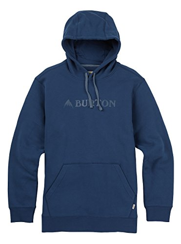 Burton Herren Mountain Horizontal Pullover Hoodie Indigo