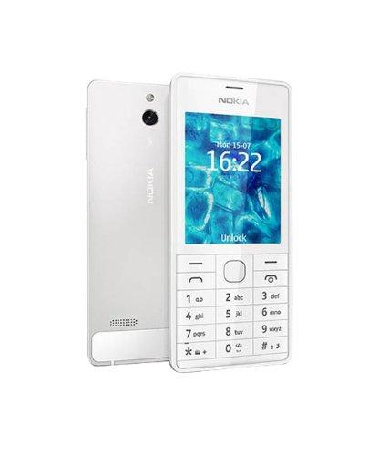 Nokia 515 (Dual SIM White)