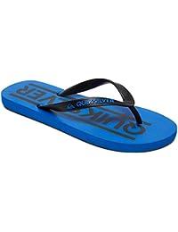 Quiksilver Java Wordmarkyt, Zapatos de Playa y Piscina para Niños