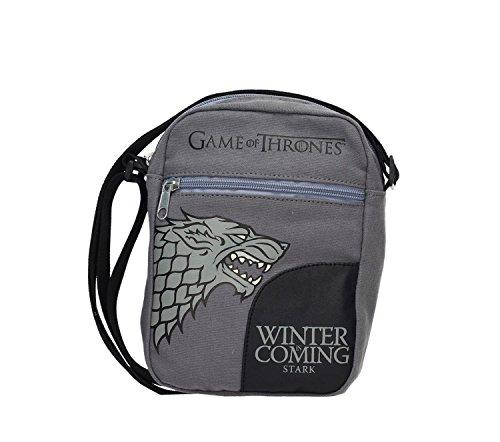 Game Of Thrones Mini Bolso Mensajero Winter is Coming/Stark
