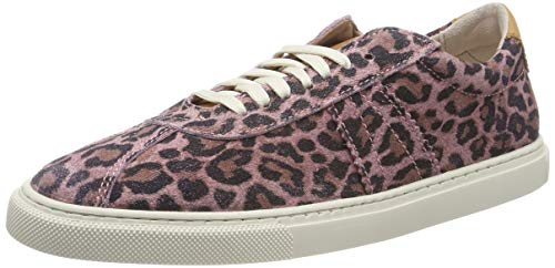 Sneaky Steve Damen Sammy Sneaker, Mehrfarbig (Pink Leo Ea90d8), 36 EU