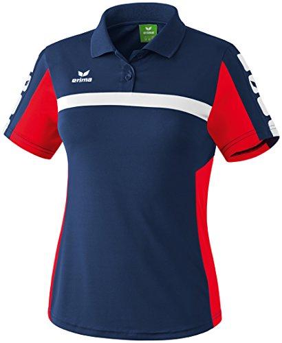 CLASSIC 5-CUBES Poloshirt New Navy/Rot