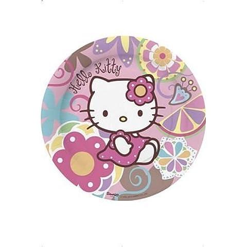 Piatti da festa, Hello Kitty Bamboo, confezione