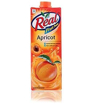 Real Fruit Power Juice - Apricot, 1L Carton