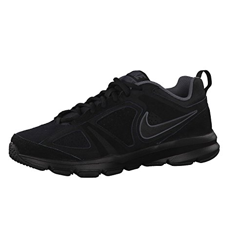 Nike Uomo T-lite Xi Nbk scarpe da ginnastica Nero (Negro (Negro (Black/Black-Dark Grey-Drk Grey)))