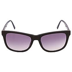 Tommy Hilfiger Gradient Wayfarer Mens Sunglasses - (7959 Blk/Wht/Blu C1 58 S|58|Grey Color)