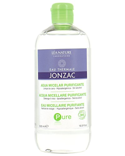 LÉA NATURE Jonzac Pure agua micelar purificante 500 ml