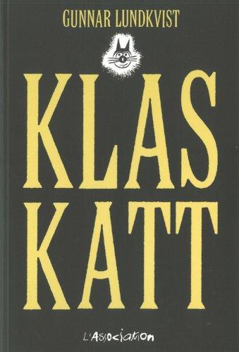 Klas Katt par Gunnar Lundkvist