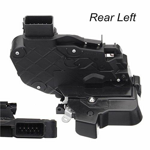ETbotu Hinten Links Power Tür-Zusatzschloss Motoren Einrastmechanismus für Fahrzeug Auto Land Rover Professional (Typ Power Door Lock)